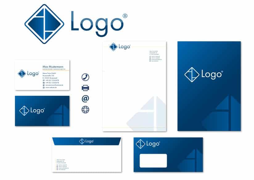 Corporate Design Set