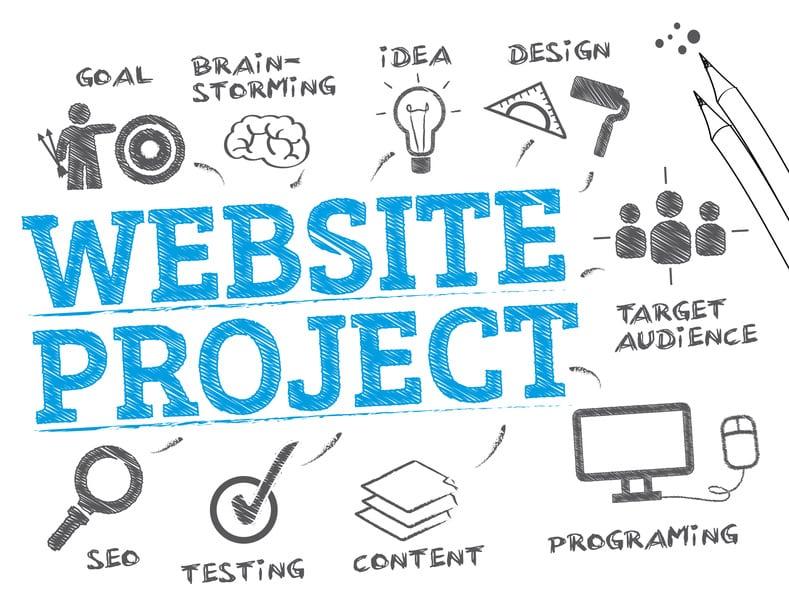 Webseiten Projekt