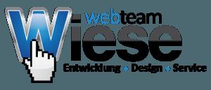 Webteam Wiese Retina Logo