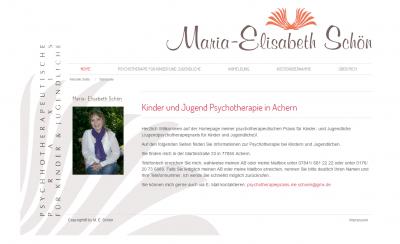 Psychotherapiepraxis Schön Achern