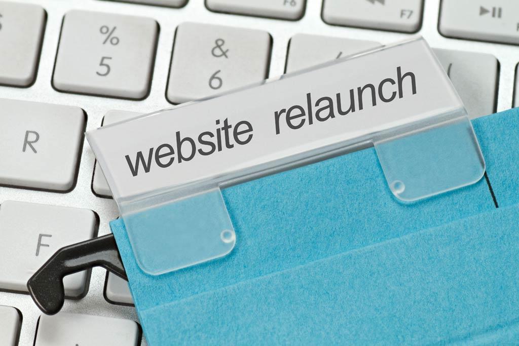 webseiten-relauch