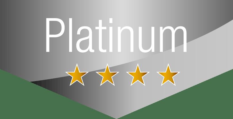 platinum Paket 4 Stern von 4